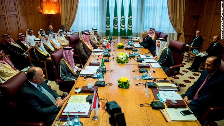 Arab League states condemn Hezbollah as terrorist organization