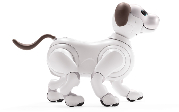 Sony reboots Aibo with AI and extra kawaii - TechCrunch