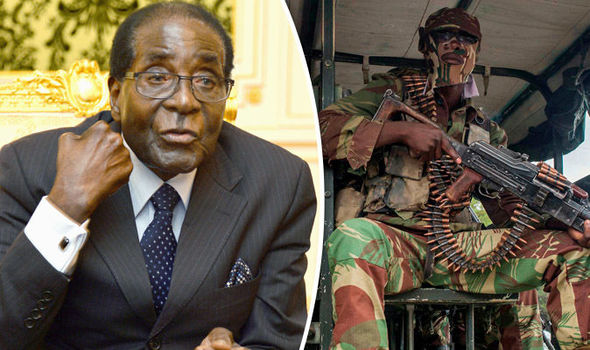 End of Robert Mugabe? Brutal regime to end as own party file impeachment motion TODAY