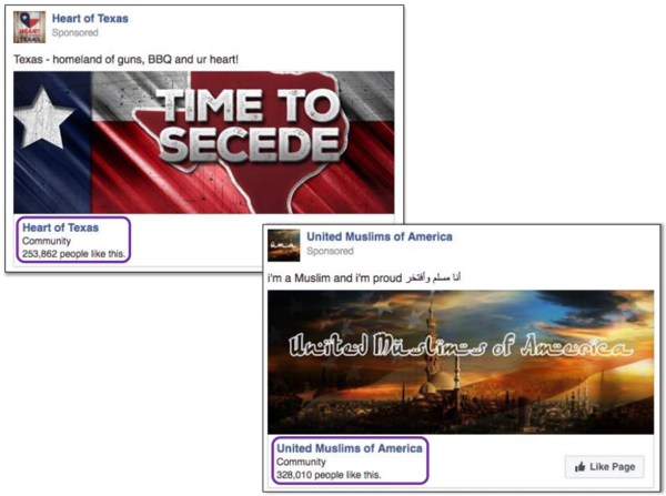 Here Are Some Of The Ads Russia Paid To Promote On Facebook