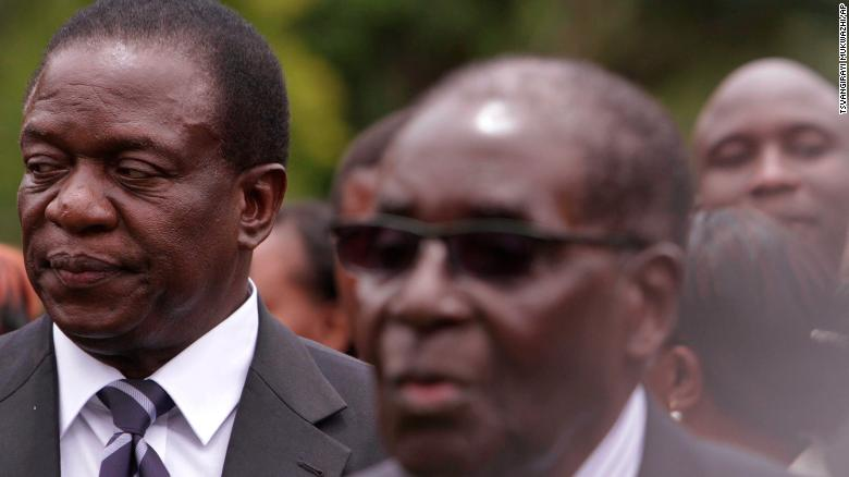 Robert Mugabe resigns after 37 years as Zimbabwes leader