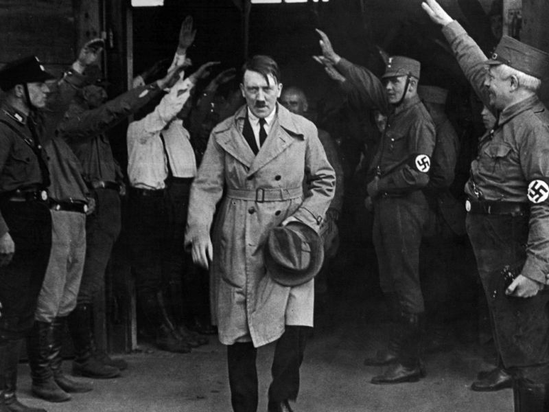 CIA investigated whether Adolf Hitler lived in Colombia during 1950s