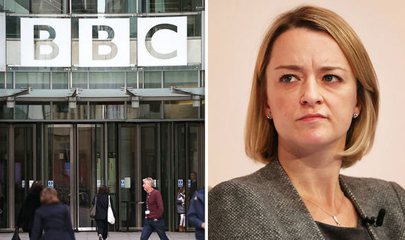 BBC's Laura Kuenssberg says 'unpleasant' public threats are trying to 'SILENCE' her