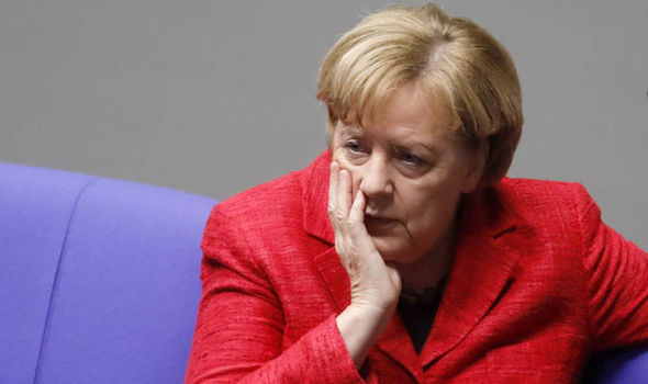 The END of Angela Merkel: Chancellor's fall from top to come quickly' - Germany warned