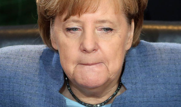 Germany must NOT be Europes political dwarf: Merkel warned MACRON will rise up to lead EU