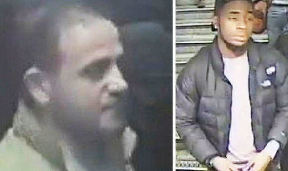 BREAKING: Police release images of men who may have information about Oxford Street panic