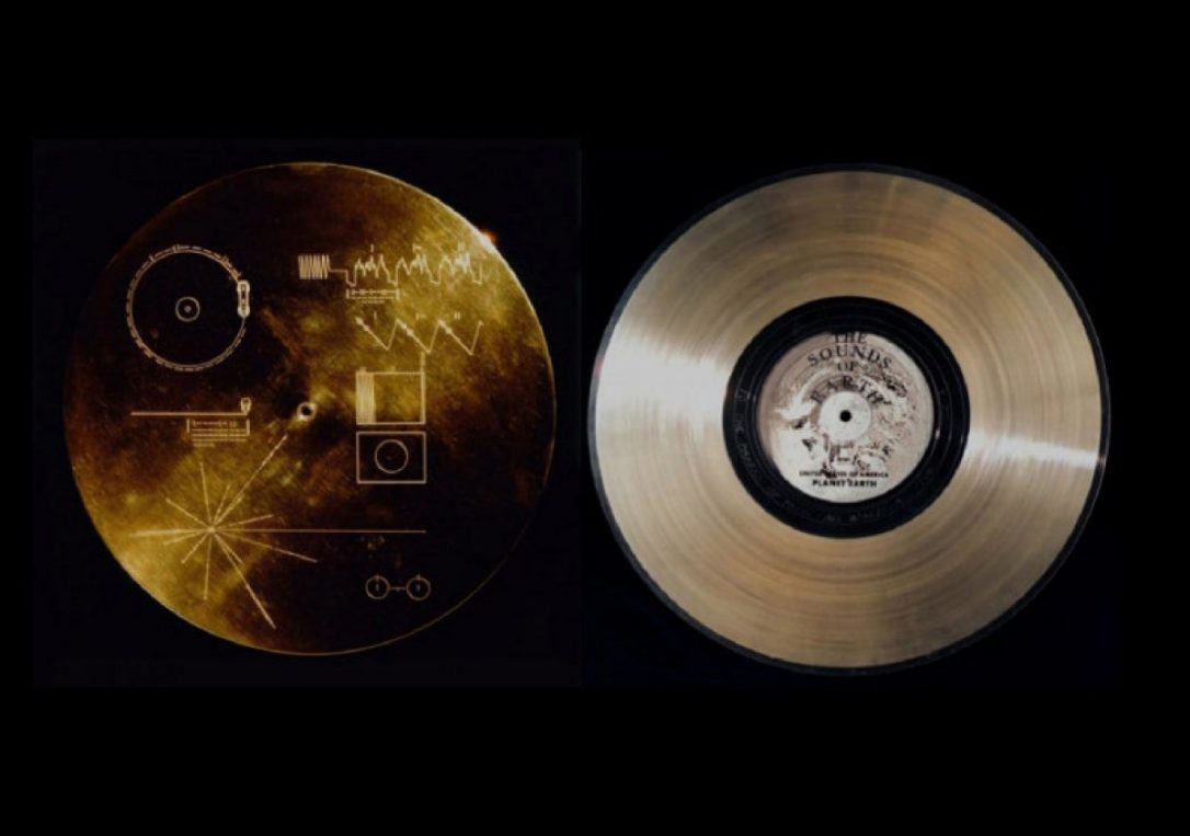NASA launched this record into space in 1977. Now, you can own your own copy