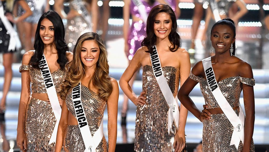 Miss Universe 2017 Winner Crowned in Las Vegas As Contestants Speak About Sexual Harassment