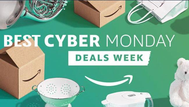 Amazons Cyber Monday was its biggest sales day ever