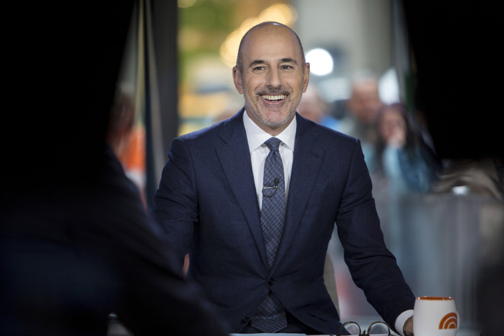Report Claims Matt Lauer Gave Sex Toy, Exposed Himself To Female Employees