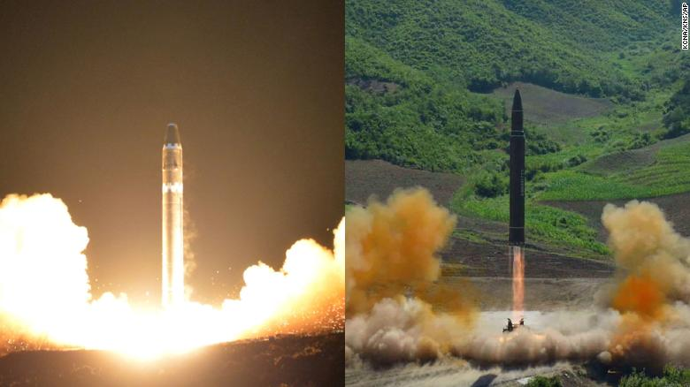 North Koreas new Hwasong-15 missile: What the photos show