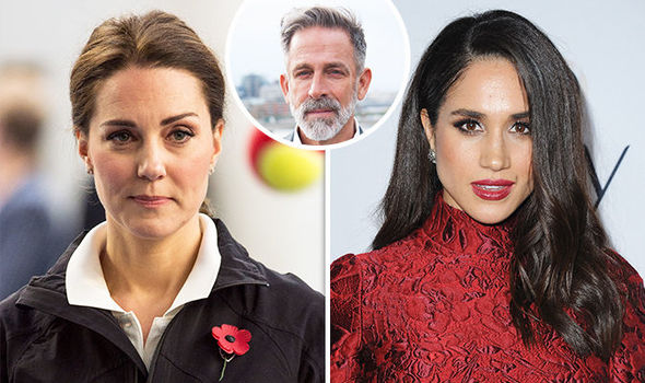 Meghan Markle's style is 'YOUNGER AND EDGIER' than Duchess of Cambridge, says designer
