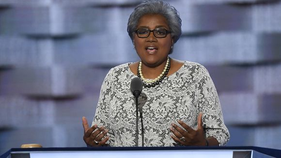 Donna Brazile considered replacing Hillary Clinton with Joe Biden as presidential nominee