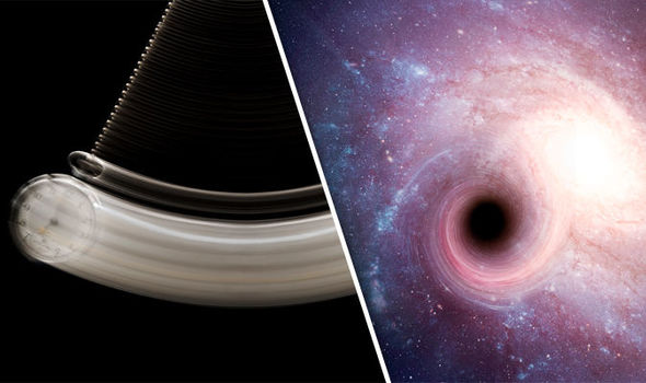 Time travel is possible and black holes hold the key