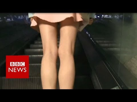 South Korea police campaign against hidden camera pornography  - BBC News