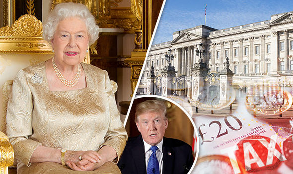 Queens millions invested offshore - Trump also embroiled in Paradise Papers tax scandal