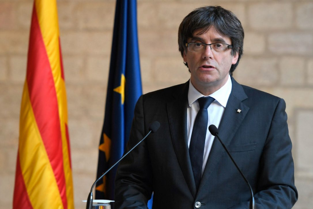 Belgium considers extraditing ex-Catalan leader Puigdemont to Spain after releasing him from custody