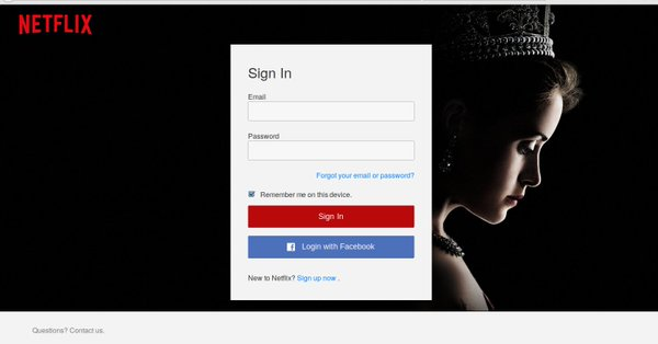 Netflix subscribers target of 'relatively well-designed' email scam