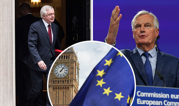 Brussels will FORCE UK to abide by EU rules after Brexit with no say, shock paper reveals