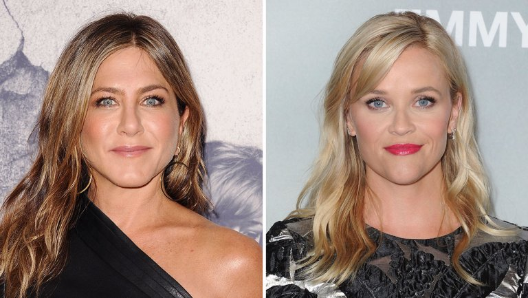 Jennifer Aniston, Reese Witherspoon Morning Show Drama Lands at Apple With 2-Season Order