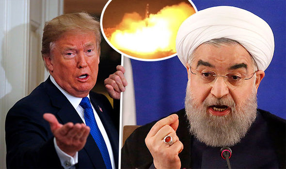 Saudi Arabia WAR fear: Saudis gets US and EU backing at Iran act of WAR missile attack