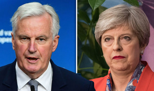 You've got THREE WEEKS! Brussels issues Britain with new deadline over Brexit divorce bill