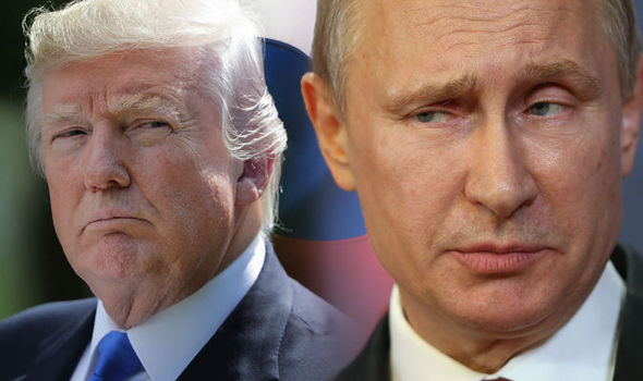 BREAKING: Vladimir Putin accuses the US of plotting to interfere with RUSSIAN ELECTIONS
