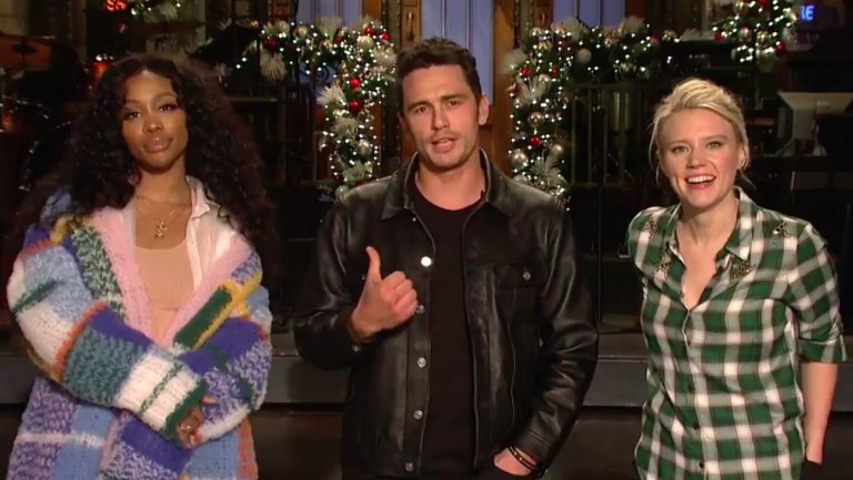 SNL Takes on Sexual Harassment, Liberal White Women in James Franco-Hosted Episode