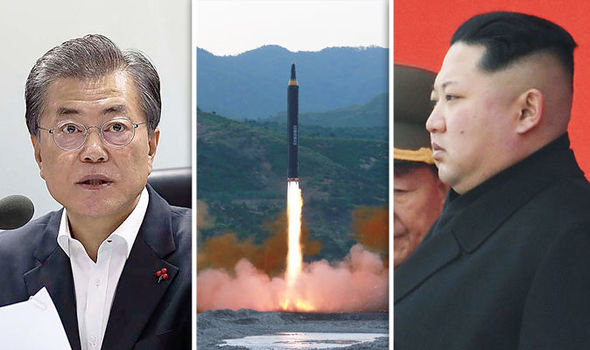 Six minutes until oblivion North Korea will not give Seoul time to stop NUCLEAR strike