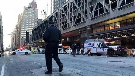 Port  Authority attack suspect: What we know about Akayed Ullah