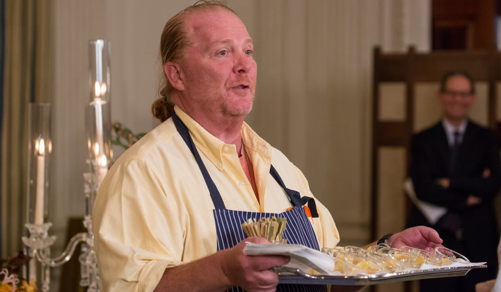 Chef Mario Batali Takes Leave After 4 Women Accuse Him Of Sexual Misconduct