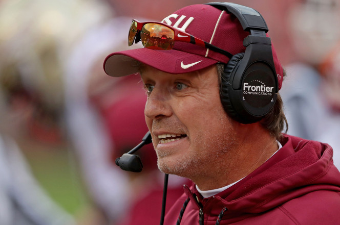 Jimbo Fisher's $75M move isn't supposed to happen in college football