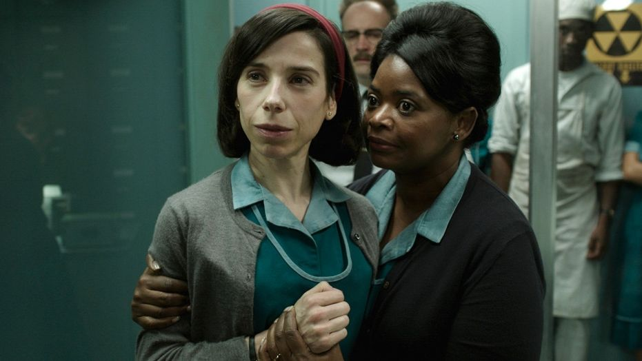 Golden Globes nominations: Shape of Water, Big Little Lies lead