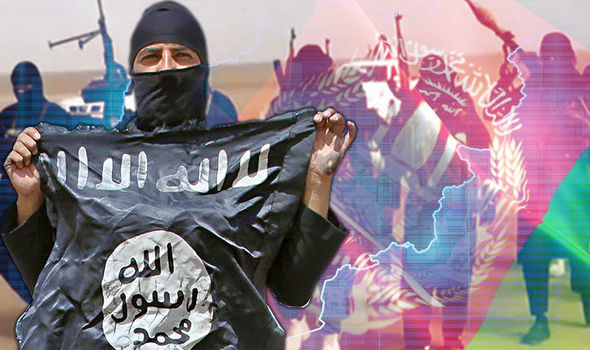 ISIS could be preparing to form new home in Afghanistan after losing war in Iraq and Syria