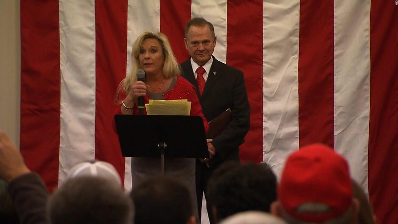 Kayla Moore: One of our attorneys is a Jew