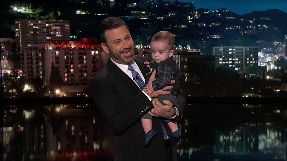 Jimmy Kimmel and Baby Billy Return With Emotional Plea to Congress