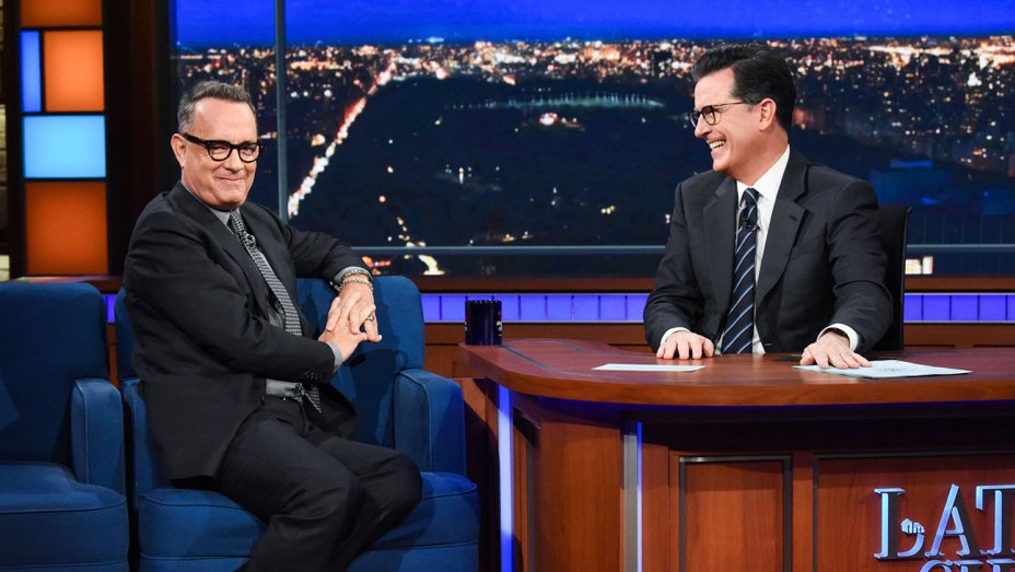 Tom Hanks Jokes About Working With High Maintenance Meryl Streep