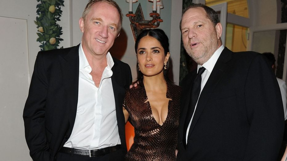 Salma Hayek on my monster Harvey Weinstein: He said I will kill you