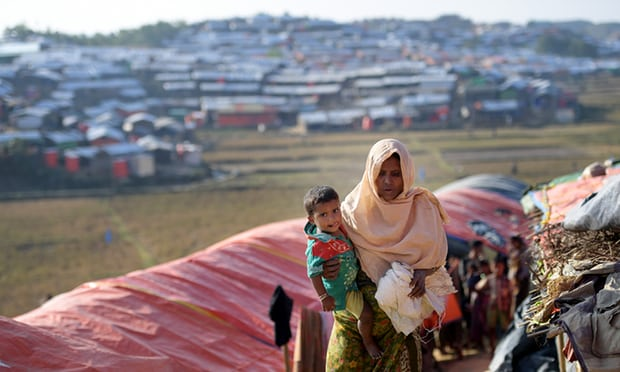 6,700 Rohingya Muslims killed in attacks in Myanmar, MSF says