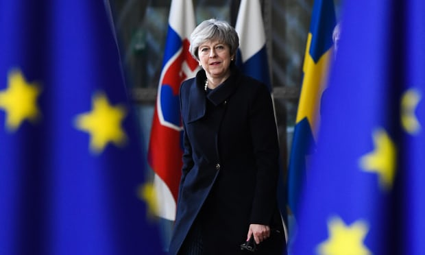 Theresa May tells EU: I'm still in control despite Commons loss