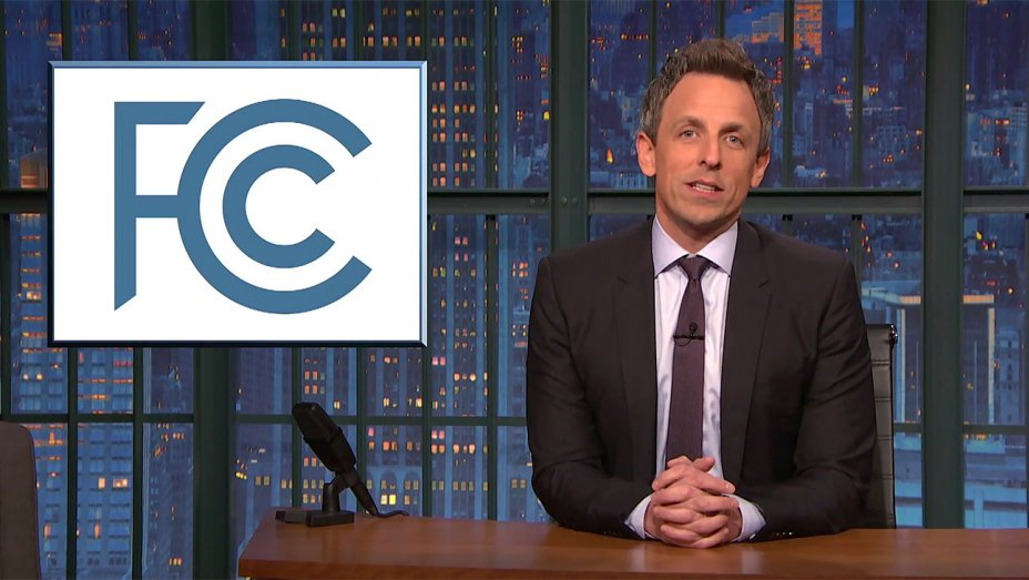 Late-Night Hosts Poke Fun at FCCs Net Neutrality Vote