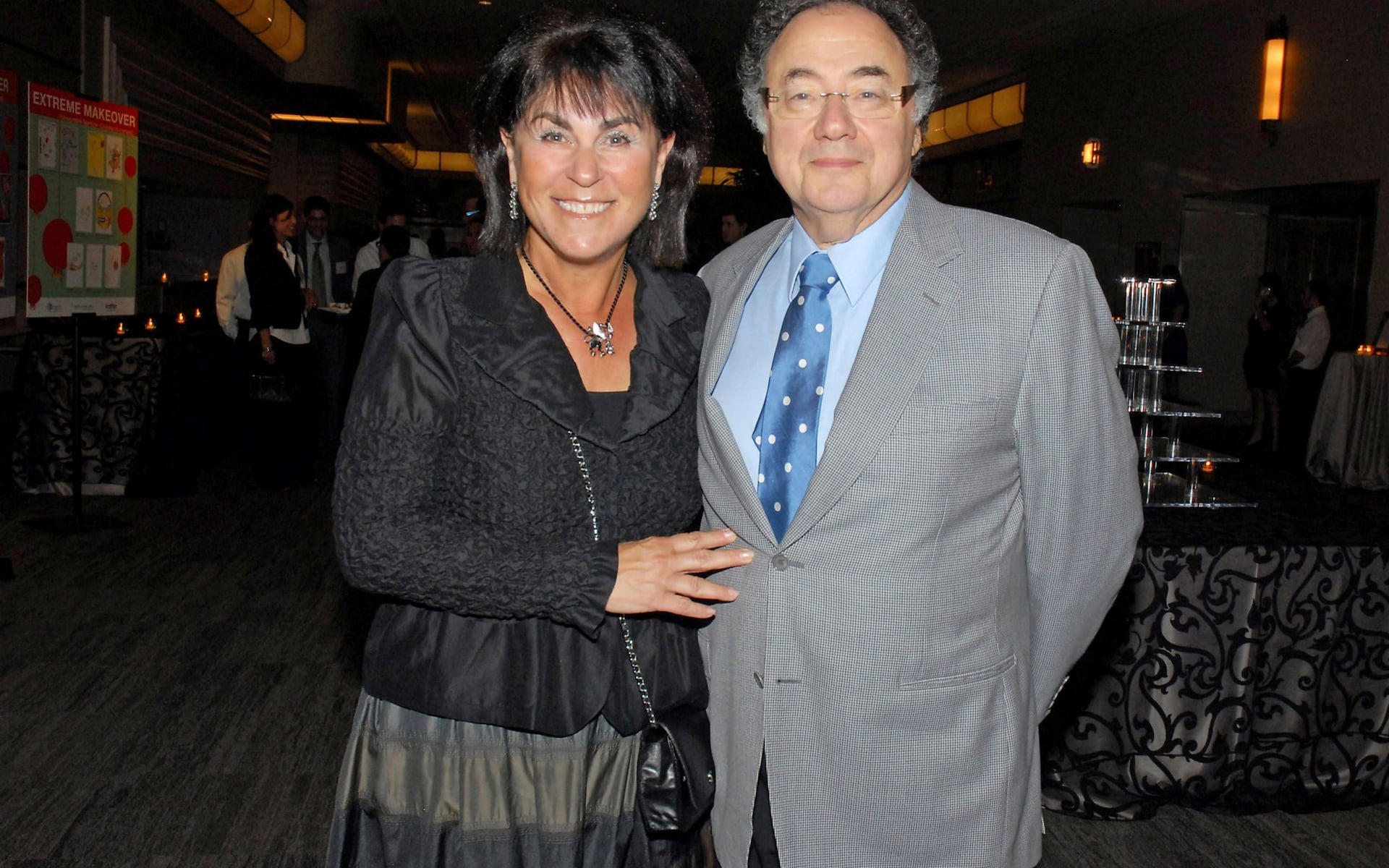 Canadian pharmaceutical billionaire and wife found dead in Toronto in suspicious circumstances