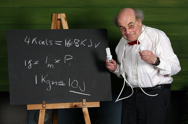 Heinz Wolff Dead: Great Egg Race Presenter And Prominent Scientist Dies Aged 89
