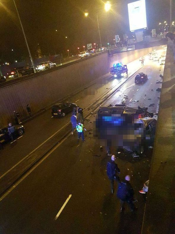 Birmingham crash: Six dead after horrific multi-vehicle accident – road remains closed