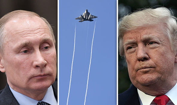 World War 3: US to shell out MILLIONS building air bases to counter Russian AGGRESSION
