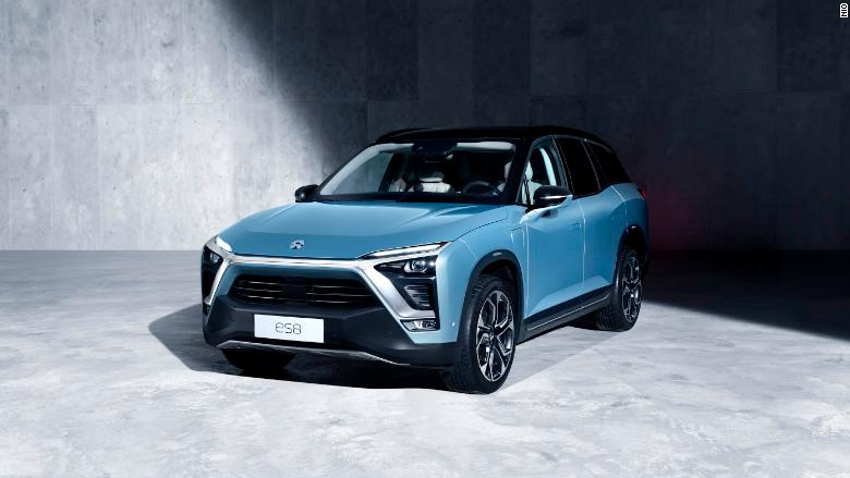This Chinese startups electric SUV is a lot cheaper than Teslas