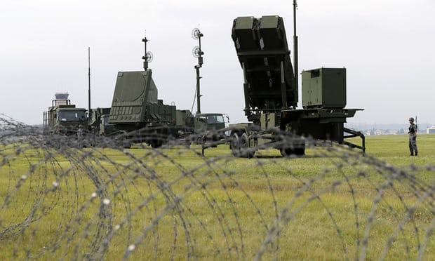 Japan buys US missile defence system to counter North Korean threat