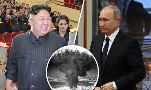 Russia plan for MILITARY intervention in North Korea to stop a NUCLEAR apocalypse