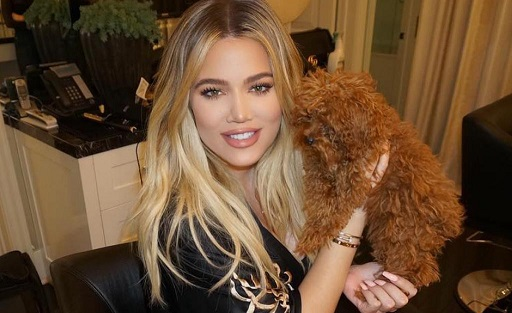 Khloe Kardashian shares a photo of her pregnant belly: 'We are having a baby!'