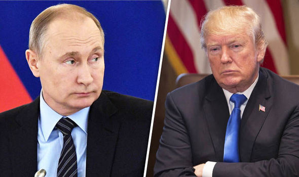 World War 3? US and Russia tensions SOAR as Putin vows 'reciprocal measures' on America